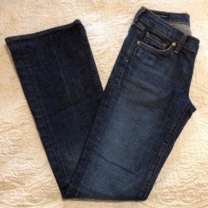 Citizens Of Humanity Denim Jeans SZ 24 Boot Cut